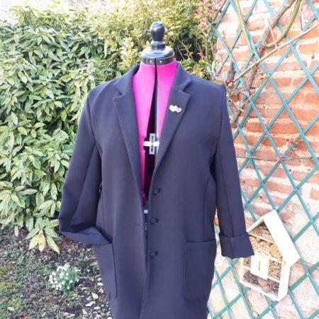 Cours de couture d'une veste /blazer