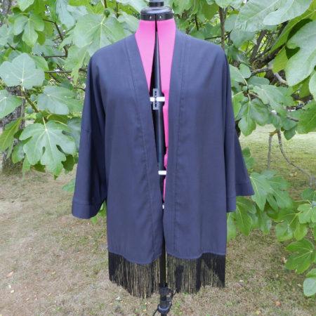 Cours de couture d'un kimono