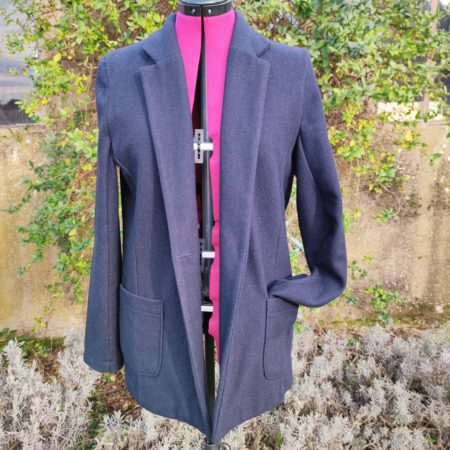 Atelier couture d'une veste